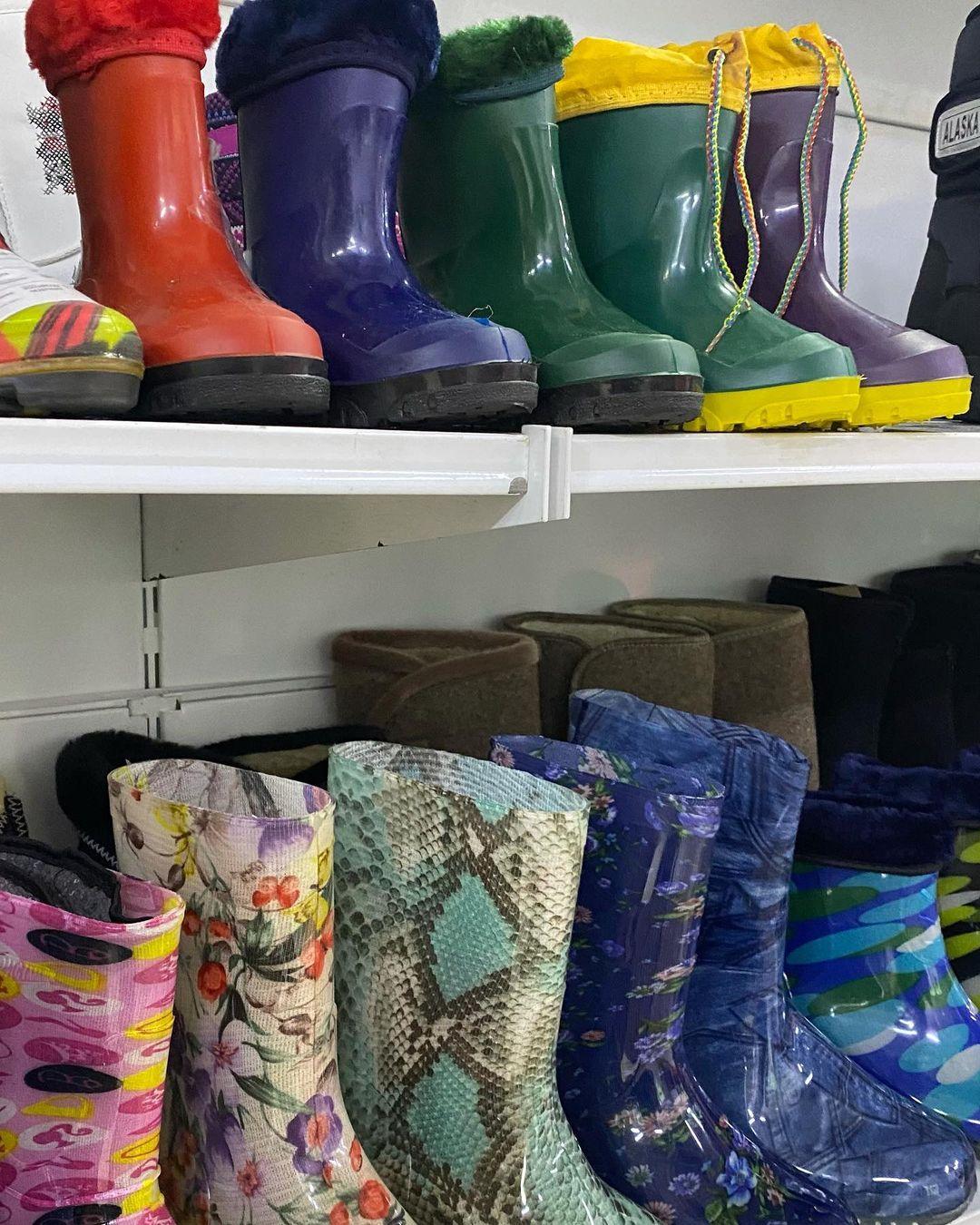 Обувь в ТК Город Локомотив в Оренбурге