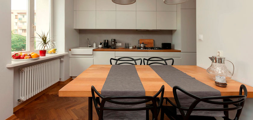 Купить кухонный стол в ТК Город Локомотив