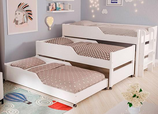Купить детскую кровать недорого в Локомотиве