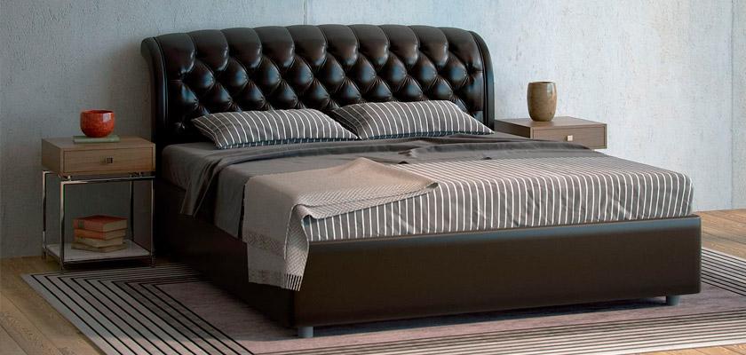 Купить двуспальную кровать в Оренбурге