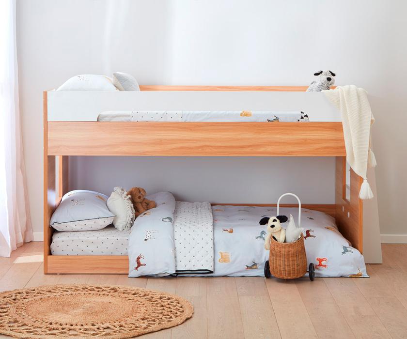 Двухъярусные кровати в Оренбурге в ТК Город Локомотив